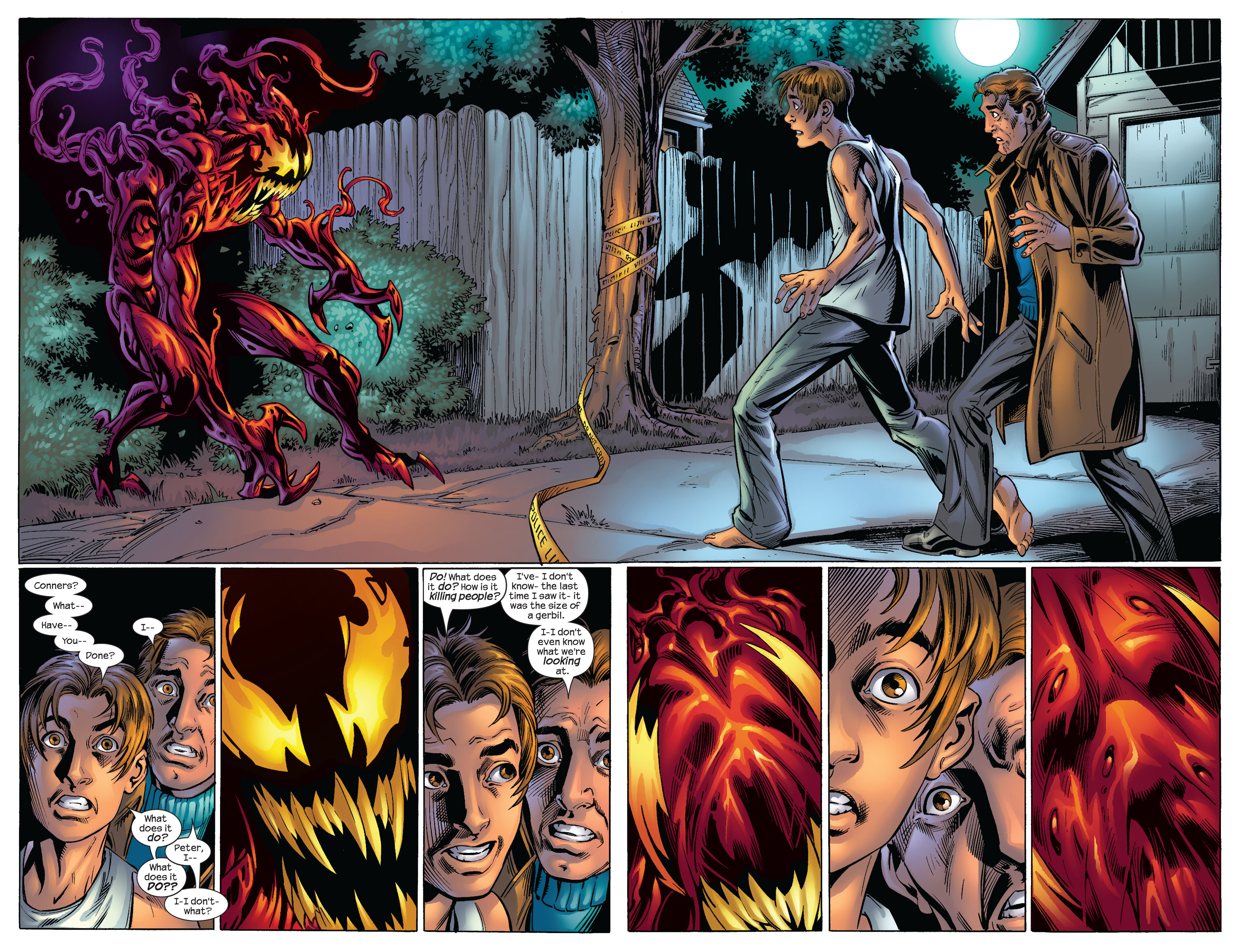Read online Ultimate Spider-Man (2000) comic -  Issue #64 - 3
