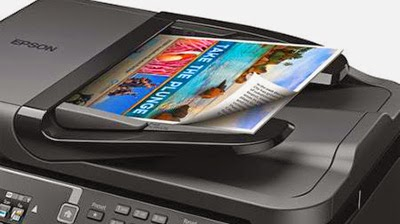 Epson WF-2650 printer driver