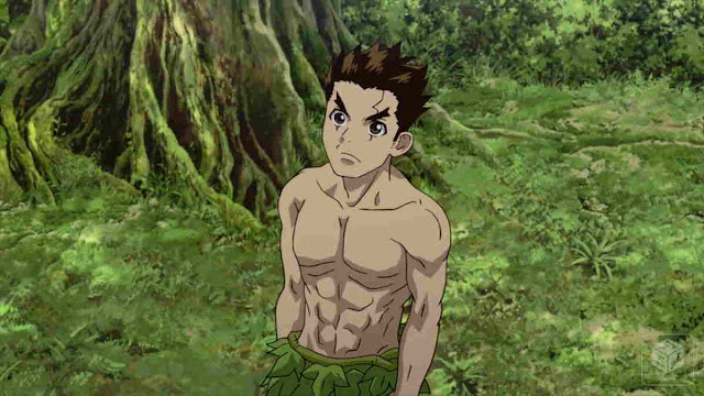 Dr. Stone - Episode 1