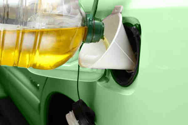 Filipino Inventor Develops Used Cooking Oil as Fuel Additive