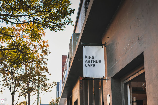 King Arthur Cafe; New Farm;