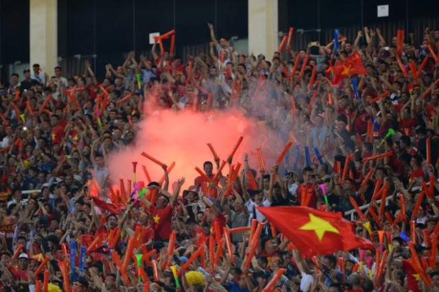 Vì CĐV, Việt Nam nguy cơ bị đá sân trung lập 1