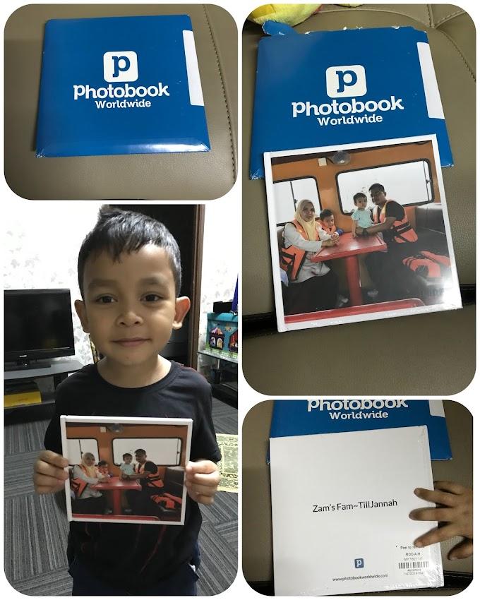 Photobook Murah Hanya RM8.48