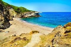 Skopelos: spiagge versante nord orientale