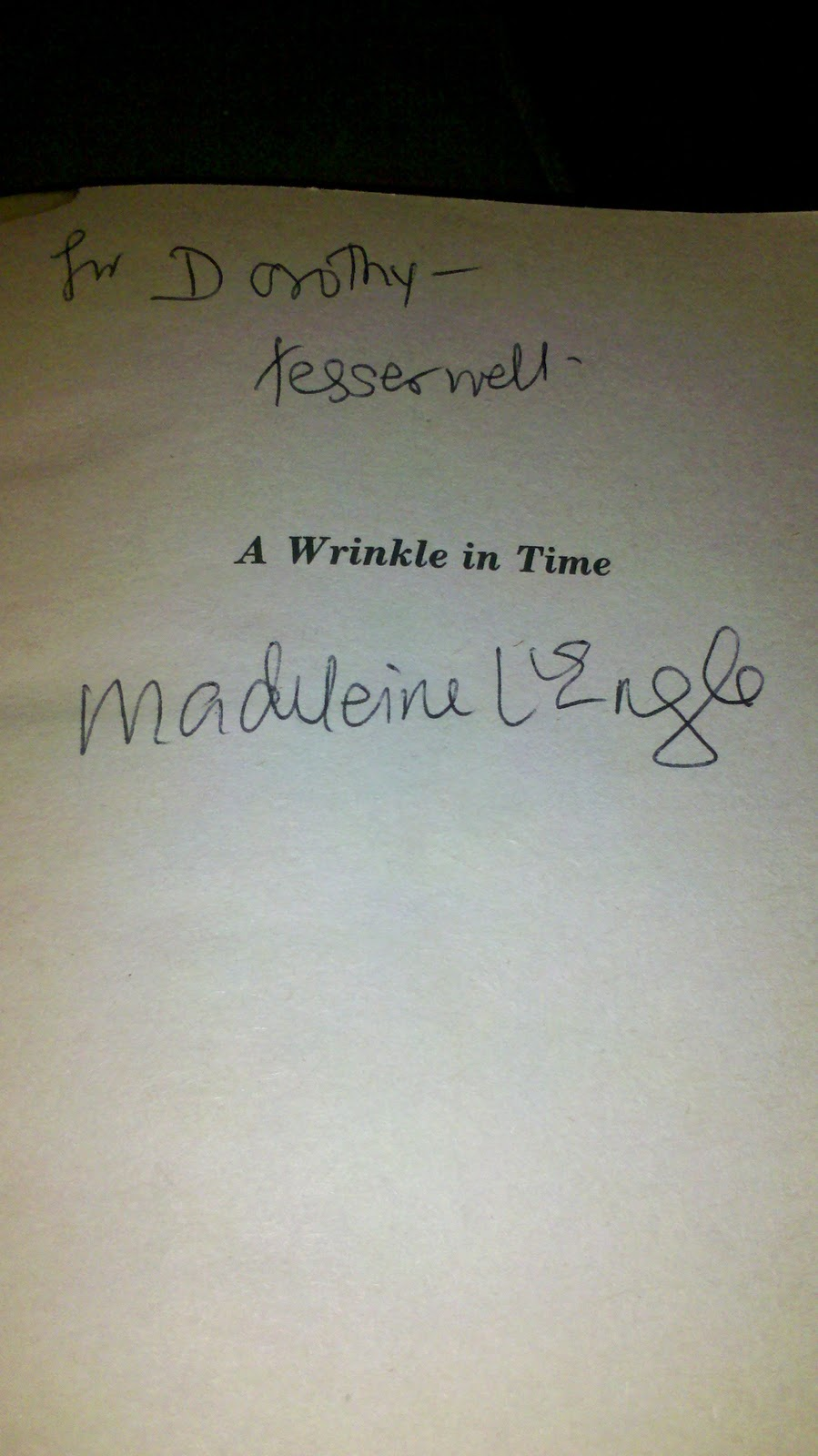 A typical teenager in the course of madeleine l engles a wrinkle in time