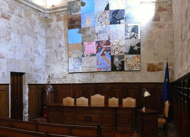 Capilla de la Facultad de Geografía e Historia Salamanca