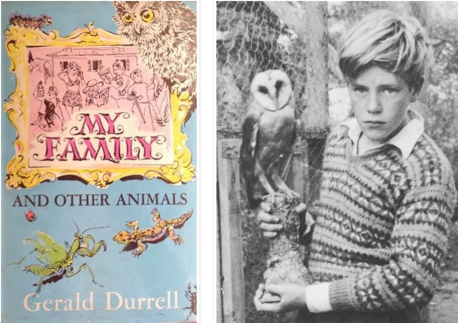 my family and other animals My family and other animals is the bewitching account of a rare and magical childhood on the island of corfu by treasured british conservationist gerald durrell.