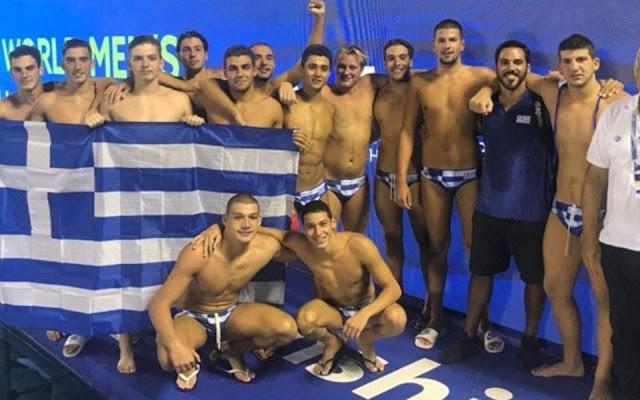 Οι μάγκες με τα μπλε: Η εθνική πόλο εφήβων κατέκτησε το Παγκόσμιο πρωτάθλημα