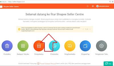 Plus Minus Buka Toko Online di Shopee