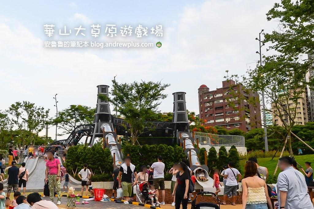 華山文創園區,華山1914文化創意產業園區,台北市親子休閒景點,公園野餐