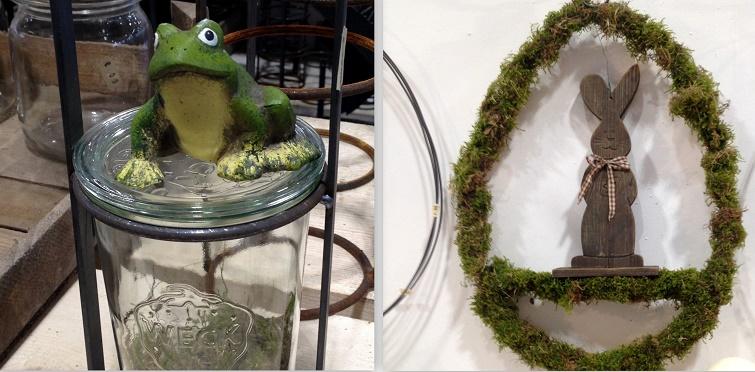 Eisendeko mit Weckglas - Ideen von der Creativa