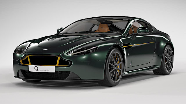 Aston Martin Vantage V12 Cambridge S Spitfire 80
