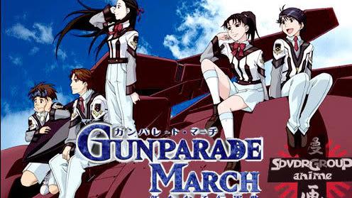Descargar Gunparade March: Arata Naru Kougunka [12/12][Jap-Lat][Mega]