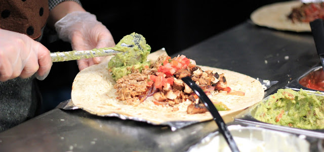 Barburrito Aberdeen Scotland Food Blog Travel