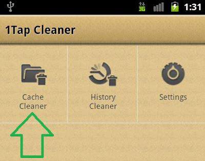 Cra Membersihkan Cache Pada Smartphone Android