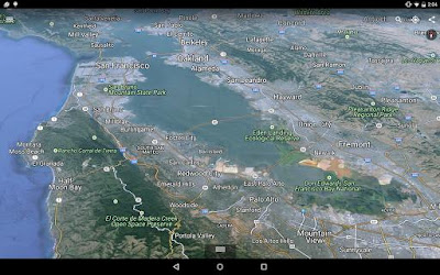Free Download Google Earth APK Latest 2016 Version For Android And Tablets