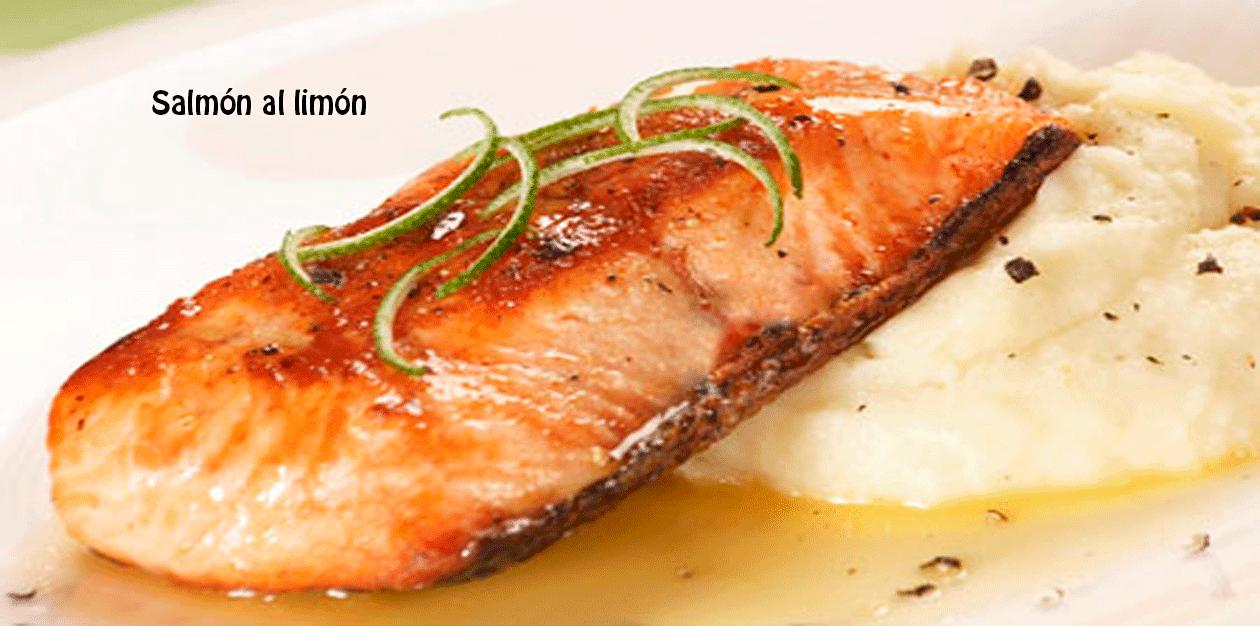 Receta de Salmón al limón✅Conoce esta receta de pescado Salmón al limón, muy fácil de preparar y mu sabrosa, a tus niños les encantará