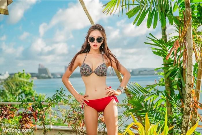 Image Korean-Model-Park-Jung-Yoon-MrCong.com-017 in post Người đẹp Park Jung Yoon trong bộ ảnh nội y, bikini tháng 10/2017 (146 ảnh)