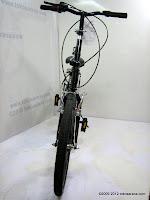 2 Sepeda Lipat Viva Hawk 6 Speed 20 Inci