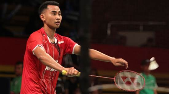 Babak 1 Tunggal Putra All England Open 2017