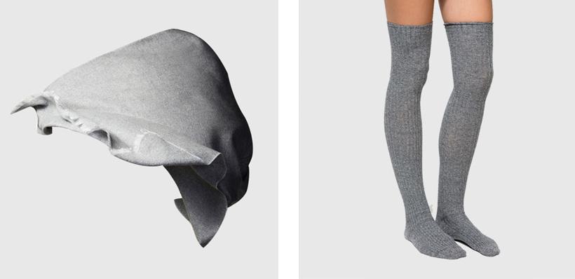 Massimo Dutti scarf // Need Supply Co socks