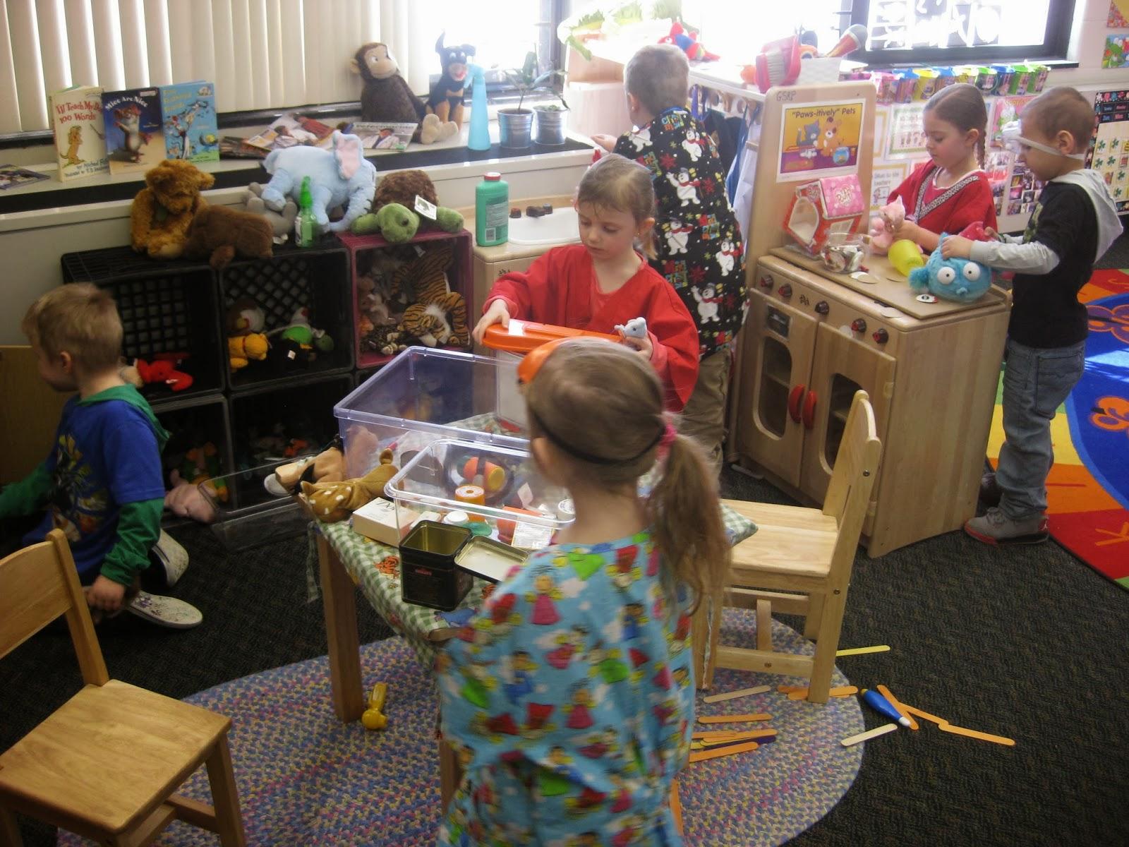 Van Y Preschool Preview: Dr. Seuss, Pet Vet, Choice Time ...