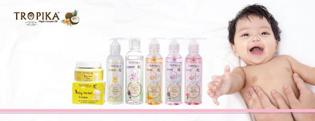 Natural Bubble Wash Tropika Beauty