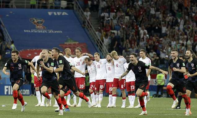 Croatia had to dig deep to win against Denmark in what was a very  competitive round of 17 match. Denmark scored inside first minute and  although Croatia ... d652747da0f6a