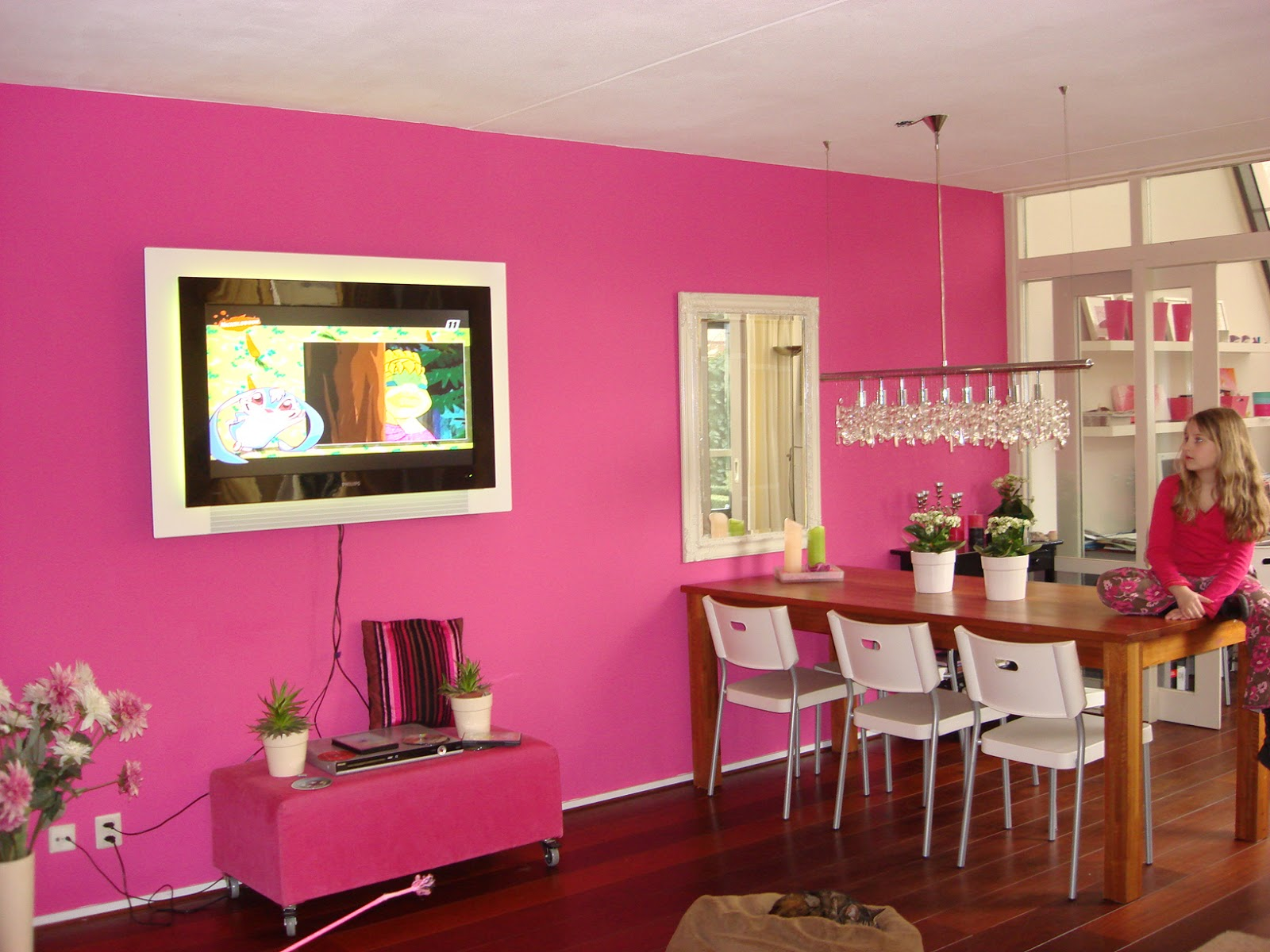 Tips memilih warna cat rumah bagus dan minimalis - Contoh Warna Cat Ruang Makan