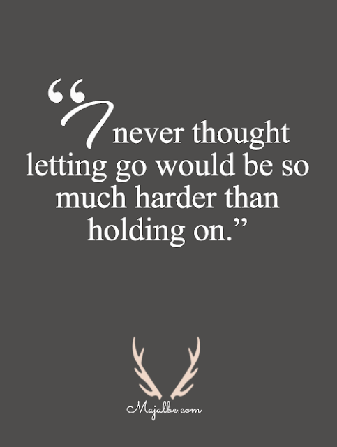 Letting Go Love Quotes