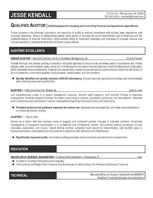 accounting clerk resume samples 2012