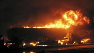 Mozambique fuel tanker blast kills dozens
