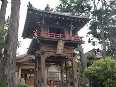 万福寺鐘楼門