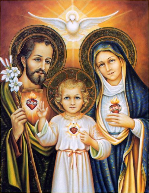 Image result for consagracion a jesus maria jose