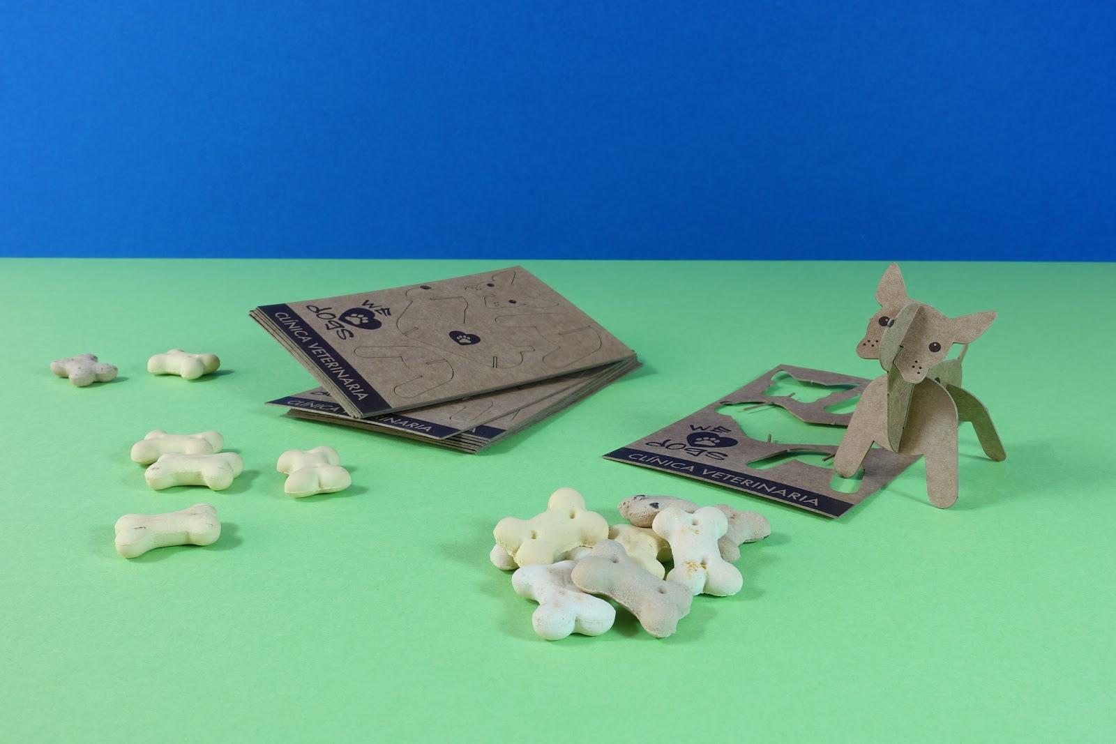 Tarjetas De Visita Con Puzzle En 3d No Me Toques Las Helveticas