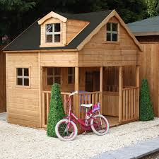 Diy Girls And Boys Playhouse Designs For Backyard Bahay Ofw