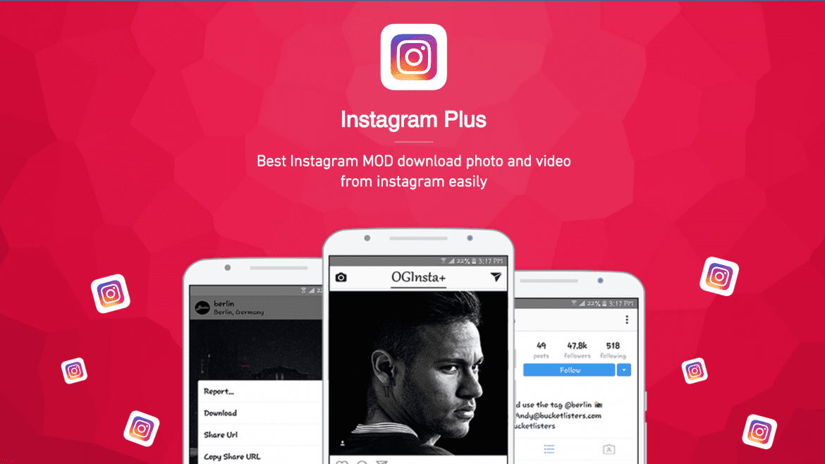 Instagram Plus 10140 Latest Version Apk Viceapk Download