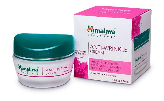 Krim malam Himalaya Anti Wrinkle Cream