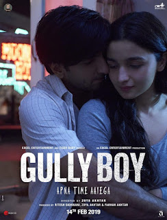 Gully Boy First Look Poster 4