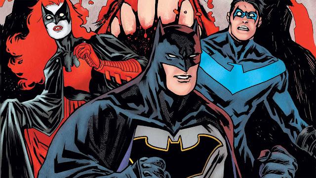 batman batwoman nightwing