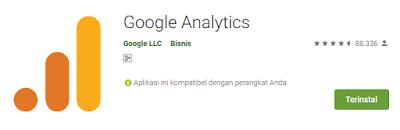 Aplikasi penunjang untuk ngeblog di android