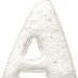 Lindo Alfabeto Blanco.