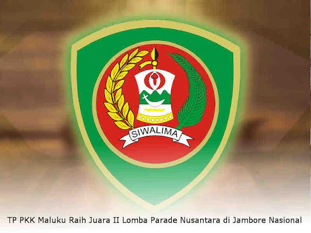 TP PKK Maluku Raih Juara II Lomba Parade Nusantara di Jambore Nasional