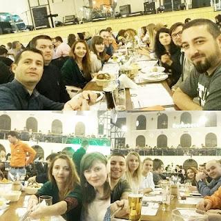 Petrecerea SuperBlog