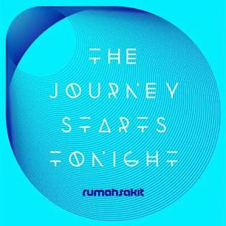 Lirik Lagu The Journey Starts Tonight - Rumahsakit