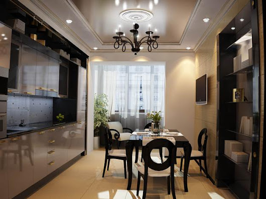 Art Deco Interior Home Design Ideas | Design Interior House