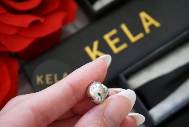 The Sephora Platinum Shine On Hair Charms by Kela Hair Jewellery