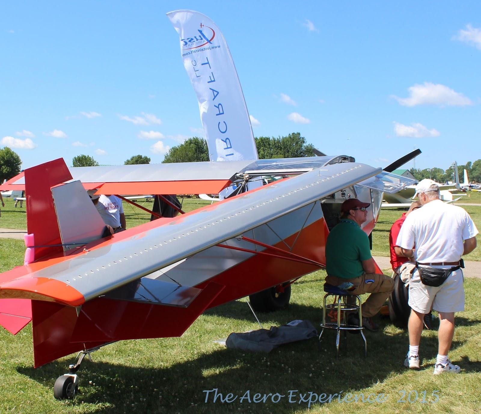 The Aero Experience: EAA AirVenture Oshkosh 2015: Exhibitors - The