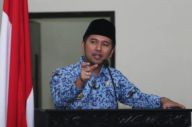 Upaya Pengendalian Gratifikasi, KPK Adakan Sosialisasi di Kabupaten Trenggalek