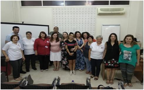Εκπαίδευση Βασικών Αρχών Πρώτων Βοηθειών στους Υπαλλήλους της Περιφέρειας Πελοποννήσου